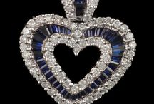 Hearts / by The Castle Jewelry Discounters of Diamonds and Fine Jewelry