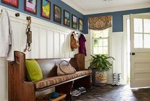 Home : Entryway / by molly rogers