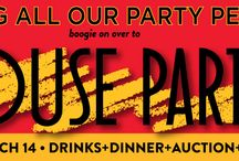 House Party! / House Party! 2015 Fundraising Gala - the hot ticket in town!