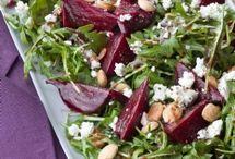 Food, Glorious Salads