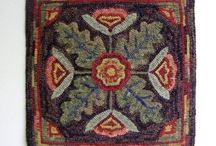 Rug Hooking 7 / by Sue Milanak