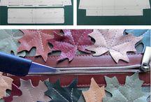 sac feuilles d'automne