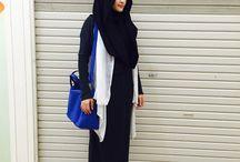 hijab fashion / hijab fashion