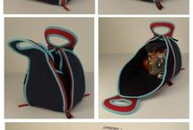 táskák ,szütyők