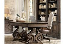 Office  - Desk and Chair / Find this at Carter's Furniture Midland, Texas 432-682-2843 http://www.cartersfurnituremidland.com/