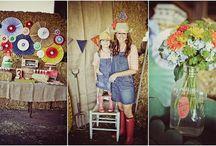 farm bday / by Nina Martindale