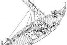 statki i okręty