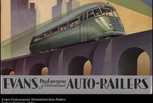 Art Deco Advertising Posters