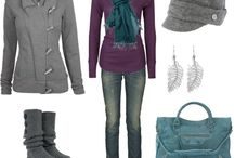 Clothes, Shoes & Accessories for My Closet / by Hermione Phillips