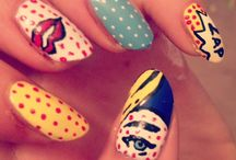Nail Art / JB gives you all her nail art ideas - lucky you!