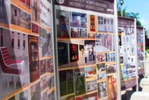 Wystawa plenerowa z okacji 30-lecia Muzeum Miasta Gdyni