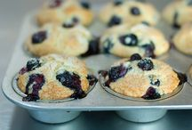 Muffins - blueberry / by Michele
