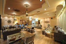BISCOTTO CAFE / Ατμοσφαιρικό καφέ στο κέντρο του Ηρακλείου.