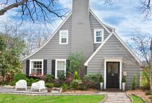 Exterior Paint Colors / by Kelly Ratcliff