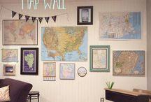 Map Walls