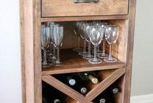 meuble vin