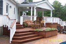 Deck and Backyard Ideas