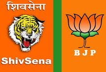 BJP-Shiv Sena Alliance and Overlapping Vote Banks!
