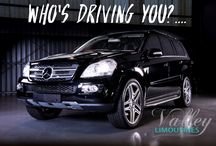 Valley Limo GL550 4Matic