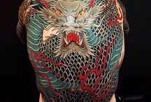 Japanese Tattoos / Our favorite Japanese style tattoos.
