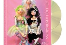 Patti Culea - Cloth Doll Making (Sewing) Patterns,  Books and DVDs.