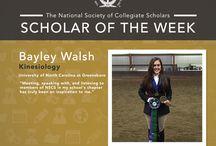 Scholar of the Week / 0