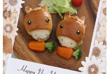deco lunch / IDEA for kid's lunch
