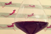 vin , verre, bouchon....