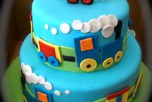 Thomas and friends party