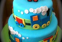 Baby boy birthday party
