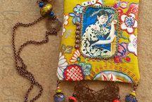 bijoux en tissu