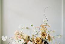 classic styled shoot