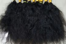 Bulk hair / In this Board You will find pictures of high quality indian hair bulk hair