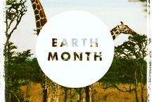 Earth Month / Follow us on Instagram @ctckenya! / by CTC International