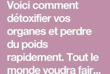 Boisson detox