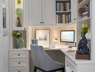 Working at home / I love working from home as a HR Consultant!  Organization is critical!