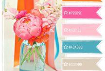 Colours - Palettes 2