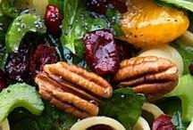 Salaattimania / Salaatteja evääksi, iltapalaksi, lounaaksi