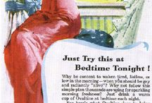 Vintage Ads and Labels