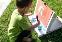 The Outdoor Classroom: Developing Successful Children