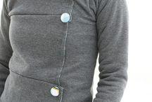 Šití -oblečení (sew clothes)