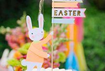 Easter. * Пасха.