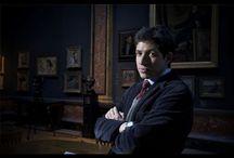 Dr. James Fox Art Historian