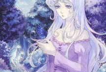 The Last Unicorn / Lady Amalthea