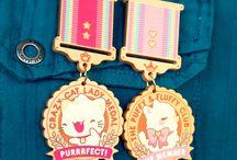 Pins/Badges