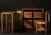 Espacios pequeños, muebles multifuncion / by kyona