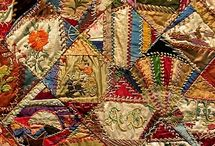 Crazy Quilts / by Deborah Baxter
