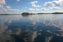Satu´s Saimaa / Boating life in lake Saimaa, Eastern Finland