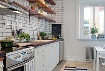 My white kitchen obsession