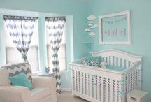 Baby boy decor